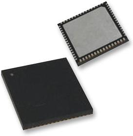 Фото 1/2 LAN9512I-JZX, Интерфейсные мосты, USB в 10/100 Ethernet, 3 В, 3.6 В, QFN, 64 вывод(-ов), -40 °C