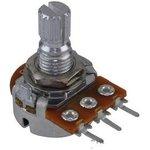 P160KNР-0QD,15B,10K, Резистор переменный