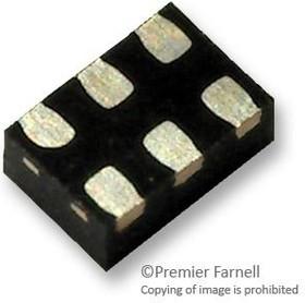 NLSV1T244MUTBG, Транслятор уровня напряжения, 1 вход, 3.3нс, 900мВ до 4.5В, UDFN-6
