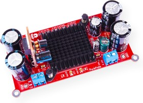 Фото 1/3 RDC2-0029a, Усилитель мощности класса D. TAS5630B, PurePath, 300Вт Stereo или 600Вт Mono