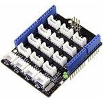 Фото 5/5 Base Shield V2, Модуль расширения для подключения модулей Grove к Arduino UNO и совместимым платам