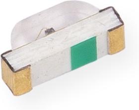 TO-2106BC-MGD, Светодиод зеленый SMD 2106, 40мКд, 100°, 566нМ (Pure Green) Side View (бокового свечения)