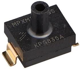 Фото 1/6 MPXM2010GS, Датчик давления, Vented Gauge, 10 кПа [1320A]