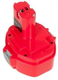 (1433) аккумулятор для MAKITA (p/n: 1433/1434/1435/1435F/ 192699-A/193158-3), 2.0Ah 14.4V