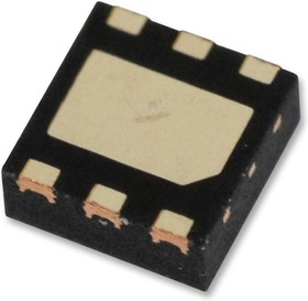 Фото 1/3 NCP705MT33TCG, Фиксированный стабилизатор с малым падением напряжения, 2.5В до 5.5В, 230мВ, 3.3В, 500мА, WDFN-6
