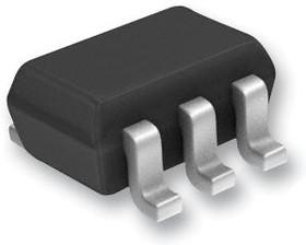 DMC3400SDW-13, Двойной МОП-транзистор, N и P Дополнение, 30 В, 650 мА, 0.2 Ом, SOT-363, Surface Mount
