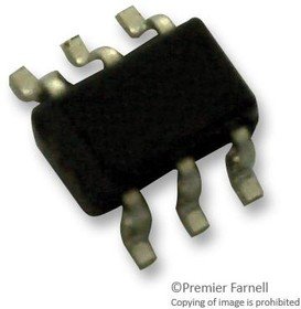 MIC2860-2PYC6-TR, Драйвер светодиода, линейный, 3В - 5.5В вход, 2 выхода, SC-70-6