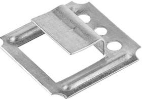 3075-06, Крепеж для вагонки КЛЯЙМЕР 6 мм, 100 шт, ЗУБР