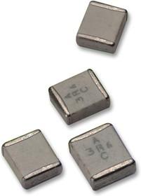 08052U3R3BAT2A, Конденсатора, РЧ, низкий уровень ЭСР, 3.3 пФ, 200 В, Серия U, ± 0.1пФ, 125 °C