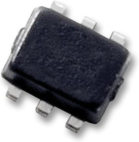 Фото 1/2 DMN5L06VK-7, Trans MOSFET N-CH 50V 0.28A Automotive 6-Pin SOT-563 T/R