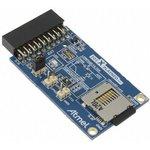ATIO1-XPRO, Расширительная плата, I/O1 Xplained Pro, для Xplained Pro, 2ГБ MicroSD, датчик температуры/света