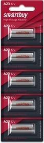 Батарейка алкалиновая Smartbuy A23/5B (100/1000) (SBBA-23A5B)