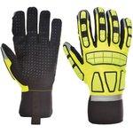 Перчатки Safety Impact без подкладки A724, размер L A724YERL