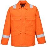Куртка BizFlame Plus FR25, размер L FR25ORRL