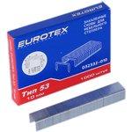 Скобы EUROTEX 032332-010 10мм для меб. степлера шир.11.3мм ...