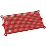 PCB1, Печатная макетная плата 108,5x57,7 двухсторонняя с металлизацией, с крепежными отверстиями