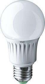 NLL-A60-8-230-4K-E27-DIMM (61384), Лампа светодиодная диммируемая (грушевидная) 8Вт 220В (дневной)