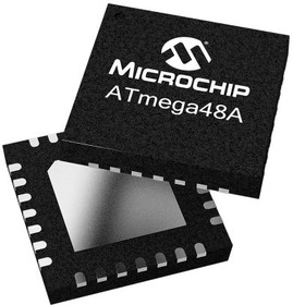 Фото 1/2 ATMEGA48PA-MN, Technology Микроконтроллер