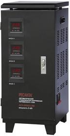 АСН-9000/3-эм, Стабилизатор напряжения трехфазный электромеханический, 380В±2%, 9 кВт