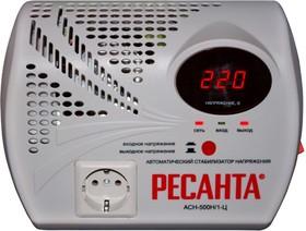 АСН- 500Н/1-Ц, Стабилизатор напряжения релейный, 220В±8%, 0.5 кВт, настенного исполнения