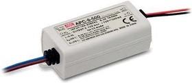 Фото 1/2 APC-8-350, AC/DC LED, 11-23В,0.35А,8.05Вт,IP42 блок питания для светодиодного освещения