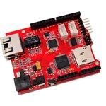 Seeeduino Ethernet, Программируемый контроллер на основе МК ATmega328 + Ethernet ...