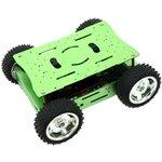 Skeleton Bot - 4WD Hercules Mobile Robotic Platform, Мобильная платформа для робототехники