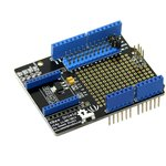 XBee Shield V2.0, Плата для подключения беспроводных модулей XBee к Arduino/Freeduino