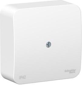 Коробка SCHNEIDER ELECTRIC BLNRK000011 распределительная оп blanca ip42 бел.