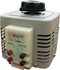 Фото 1/2 TDGC2- 3K, Автотрансформатор (ЛАТР), 0-250В, макс. ток 12А
