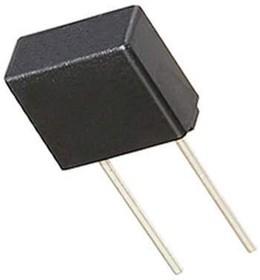 MF02S84-0400, 0.4 А, 250 В, 8х8 мм (ZH101), Предохранитель прямоугольный выводной
