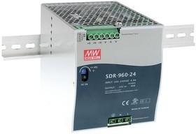Фото 1/4 SDR-960-48, Блок питания, 48В,20А,960Вт