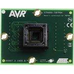 ATSTK600-TQFP64 (ATSTK600-SC02), Дочерний модуль с ...