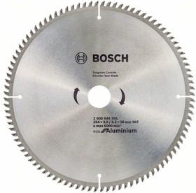Eco al 254x30-96t (2.608.644.395), Диск пильный твердосплавный