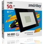 Светодиодный (LED) прожектор FL SMD LIGHT Smartbuy-50W/6500K/IP65 ...