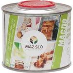 Масло для кухонных аксессуаров и игрушек из дерева, цвет «Эбен», 0.35л 8071620