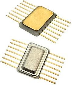 198НТ7Б (89-92г), Биполярная сборка, четыре р-канальных транзистора