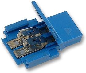 65801-012LF, FFC / FPC разъем, планарный, 2.54 мм, 12 контакт(-ов), Гнездо, Серия Clincher, IDC / IDT