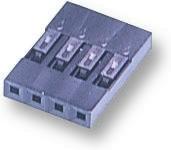 65039-027LF, Разъем типа провод-плата, 2.54 мм, 10 контакт(-ов), Гнездо, Серия Mini-PV 65039, Обжим, 1 ряд(-ов)