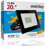 Светодиодный (LED) прожектор FL SMD LIGHT Smartbuy-20W/6500K/IP65 ...