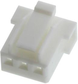 Фото 1/3 35155-0300, Корпус разъема, 35155 Series, Гнездо, 3 вывод(-ов), 2.5 мм, Molex SPOX 5103 Series Contacts