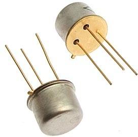 2Т830Г, Транзистор P-N-P 100В 2А 5Вт 4Мгц TO3