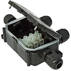 BOX-4 IP65 3pin CA10-4P 10A/4