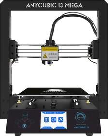 Фото 1/2 Anycubic i3 Mega DIY Kit, 3D принтер, с дисплеем, с подогреваемой платформой