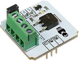 Фото 1/5 Troyka-Mosfet V3, Силовой ключ на основе IRLR8113/IRL8726 для Arduino проектов