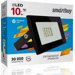 Светодиодный (LED) прожектор FL SMD LIGHT Smartbuy-10W/6500K/IP65 ...