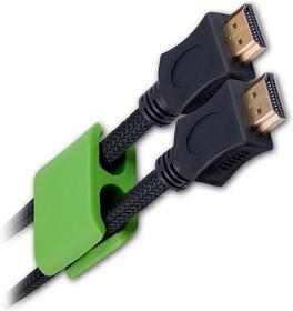Фото 1/2 CM1301MX, Зажим для кабеля, H-тип, средний, цветной