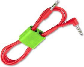 Фото 1/2 CM1302MX, Зажим для кабеля, H-тип, малый, цветной