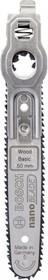 Фото 1/3 nanoBLADE Wood Basic 50, Пильное полотно для EasyCut