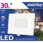 Светодиодный (LED) прожектор FL SMD White Smartbuy-30W/6500K/IP65 ...